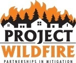project wildfire logo central oregon